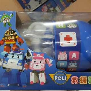 POLI救援醫生組/醫生玩具/波力玩具/安寶玩具/扮家家酒/禮物