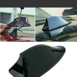 Ex-Stock BNIB Universal BMW-style CURVE or FLAT BASE Shark Fin Radio Antenna to replace Existing Stick Antenna.
