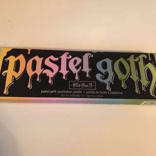 Kat Von D Pastel Goth Eye Shadow Palette Brand New & AUTHENTIC (NO OFFERS) WHILE STOCKS LAST