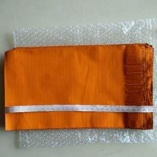 BN Bright Orange Self Adhesive Polymailer