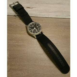 MODIFIED WATCH WITH SEIKO MOVEMENT