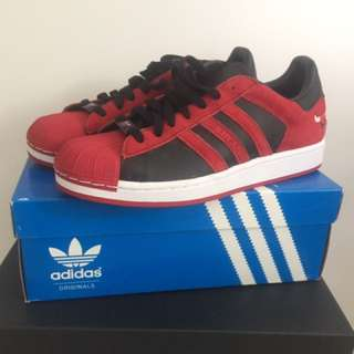 Adidas Superstars NBA Series Chicago Bulls