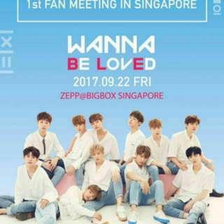 [CLOSED]WANNA ONE TICKETS