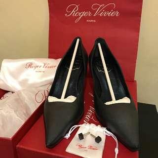 Roger Vivier high heels Navy