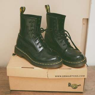 The Original Dr Martens Boots