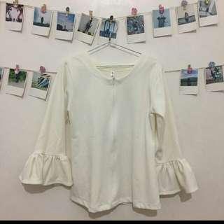 Monoxroom White Blouse