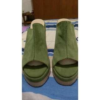 全新NIght韓貨轉賣 高質感日系涼鞋 24.5