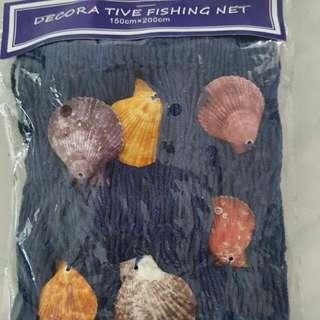 Decorative Seashells Netting