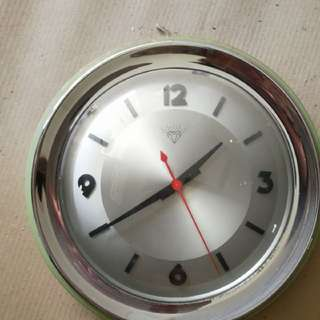 Antique / Vintage Diamond WallClock