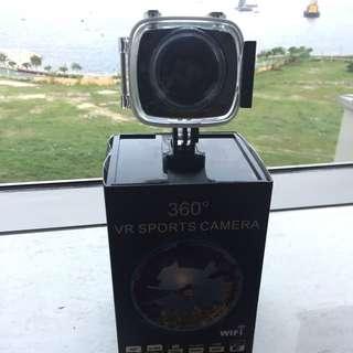 VR 360 度相機攝錄機