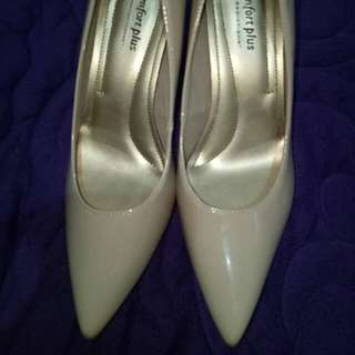 Nude Stiletto by Comfort Plus