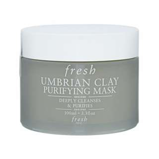 Fresh Umbrian Clay Purifying Mask (For Normal to Oily Skin Types) 3.3oz, 100ml