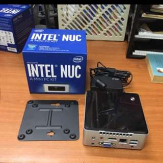 Intel NUC NUC5CPYH mini pc HT kits