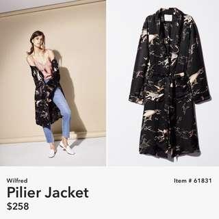 Wilfred Pilots Jacket