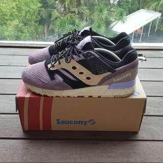 Saucony X Sneaker Freaker Kushwacker