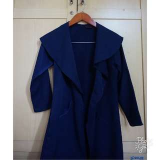 Navy Outer Sugar and Klaren