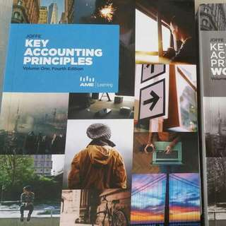 First Year Accounting Books