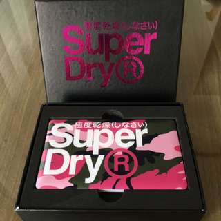 Super Dry Portable Charger
