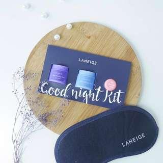 [BN] Laniege Good Night Kit