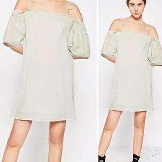 Zara Coachella dress