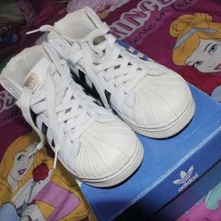 Adidas (white & Black)
