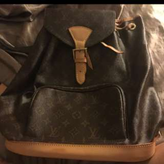Louis Vuitton Authentic Backpack