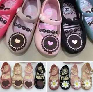 Baby Jelly shoes
