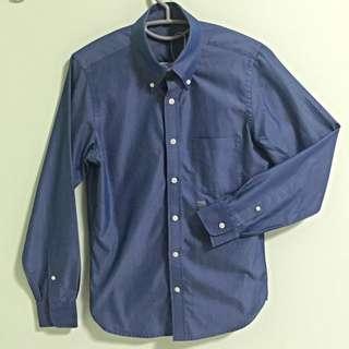 Muji Blue (Tint) Shirt