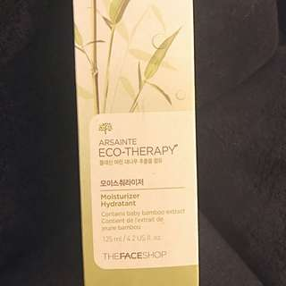The Face Shop ARSAINTE Eco-therapy Moisturizer hydratant