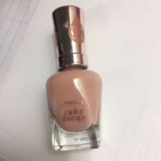 Near New Sally Hansen Colour Therapy Nail Polish