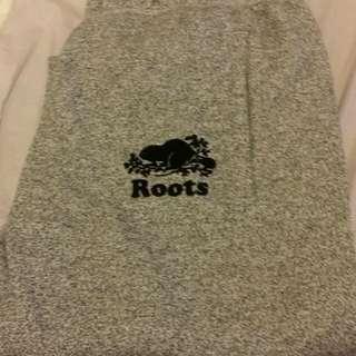 🚚 Roots 棉褲