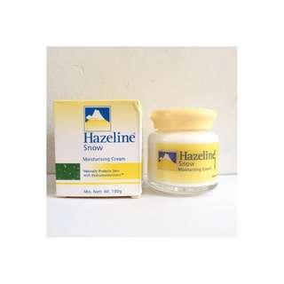 Hazeline Snow Moisturizing Cream (Size 100 Gram)