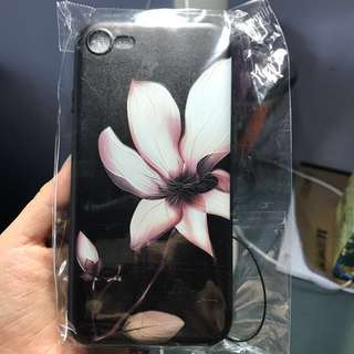 Iphone 7 cover (w free screen protector)