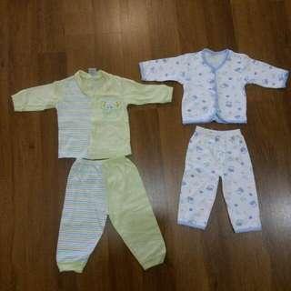 Preen Boy Set (New Born)