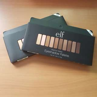 BN Elf Eyeshadow Palette