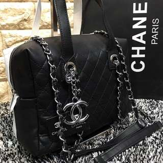 Channel Bags available in  4 colours Pre-ordered