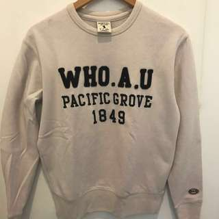 Sweater WHO.A.U Size S Brand USA