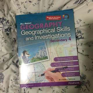 All about Geography - Geographical Skills And Investigations