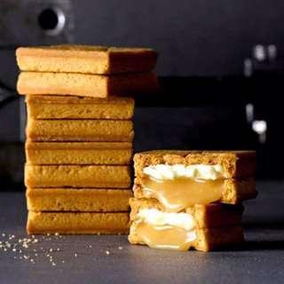 Press Sand Butter Cookies