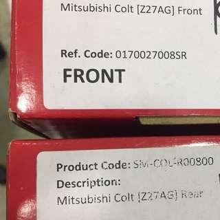 StiffRing for Mitsubishi Colt