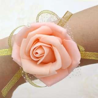 Brand new Wholesale Bridesmaids Corsage Wedding Favour Wrist Flower