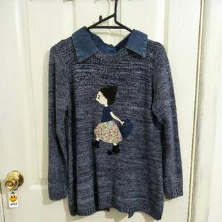 Cute Doll Long Sleeve