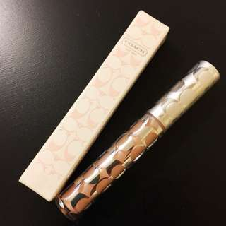 Coach Signature Lip Gloss (Orchid) 唇彩
