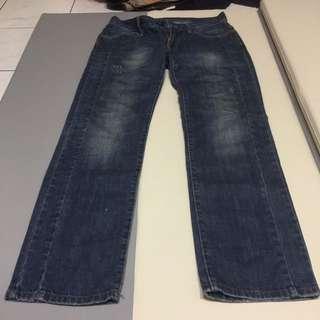 🚚 Esprit 牛仔長褲