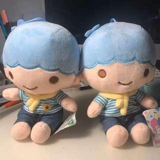 Little Twinstars 公仔
