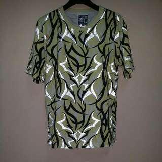 T shirt 3m reflective yellow