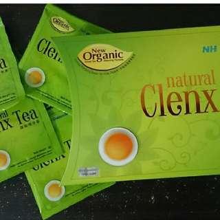 NATURAL CLENX DETOX TEA