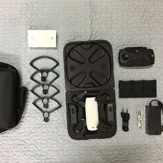 Dji Spark Fly More Combo Set  No nego