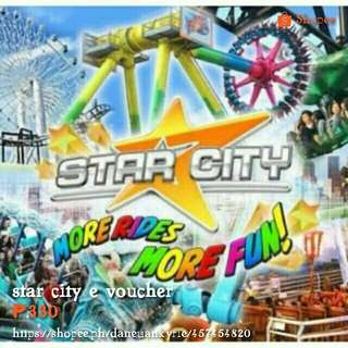 star city e voucher