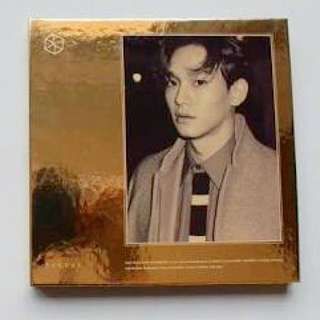 EXO Exodus Album (Chen Ver - Korean Ver)